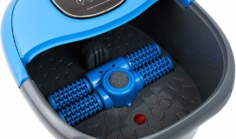 FOOT CURE Foot Spa Massager Basin