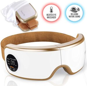 Stress Therapy Electric Eye Massager