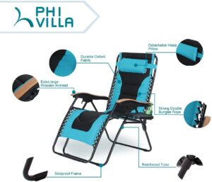 PHI Villa Massage Chair