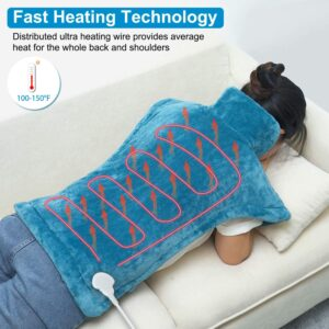 RENPHO Large Heating Pad for Back Relief