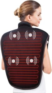 Snailax Heating Pads for Neck and Shoulders